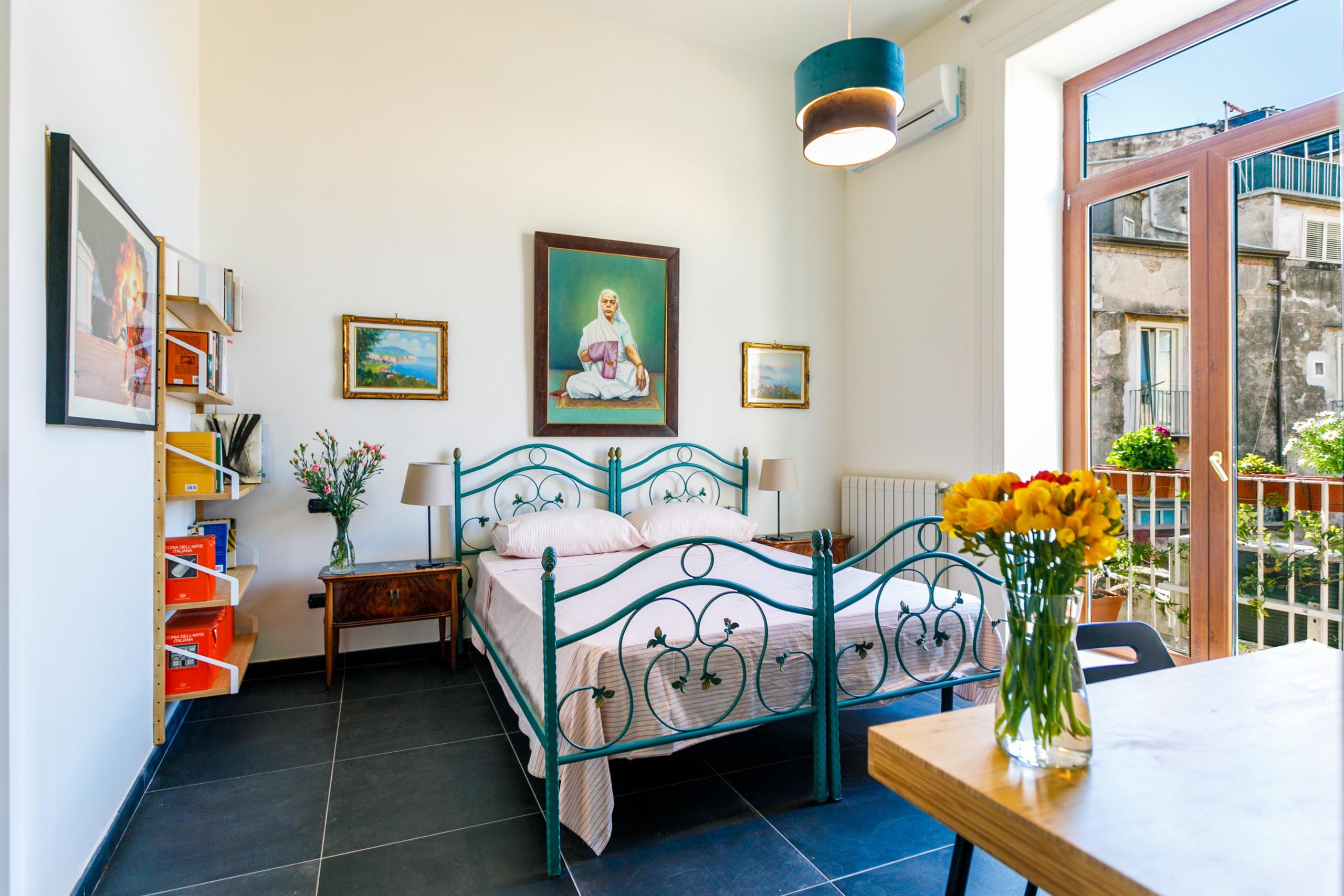 Napoli - Alquiler por habitaciones