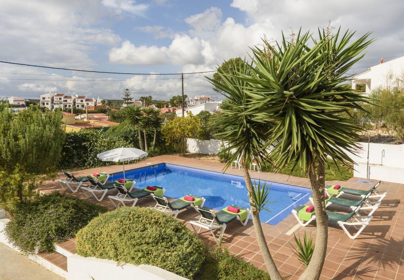 Villa en Calan Porter - Menorca Marques