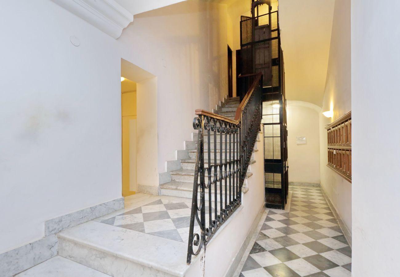 Apartamento en Roma - BOCCACCIO