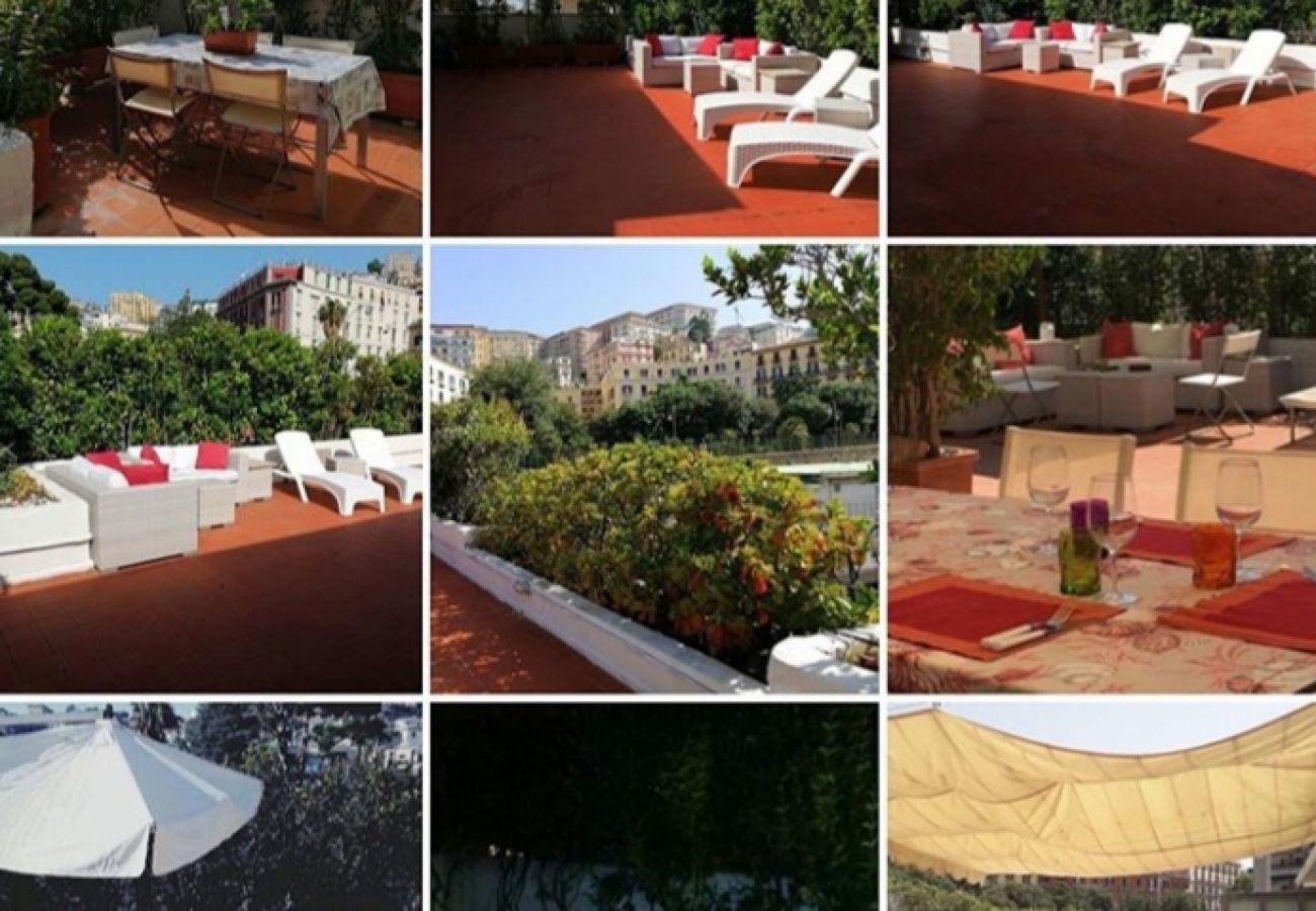 Apartamento en Napoli - TERRACE RELAX