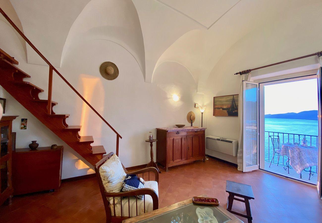 Appartement à Sperlonga - Holidaycasa Lilli - A picco sul mare