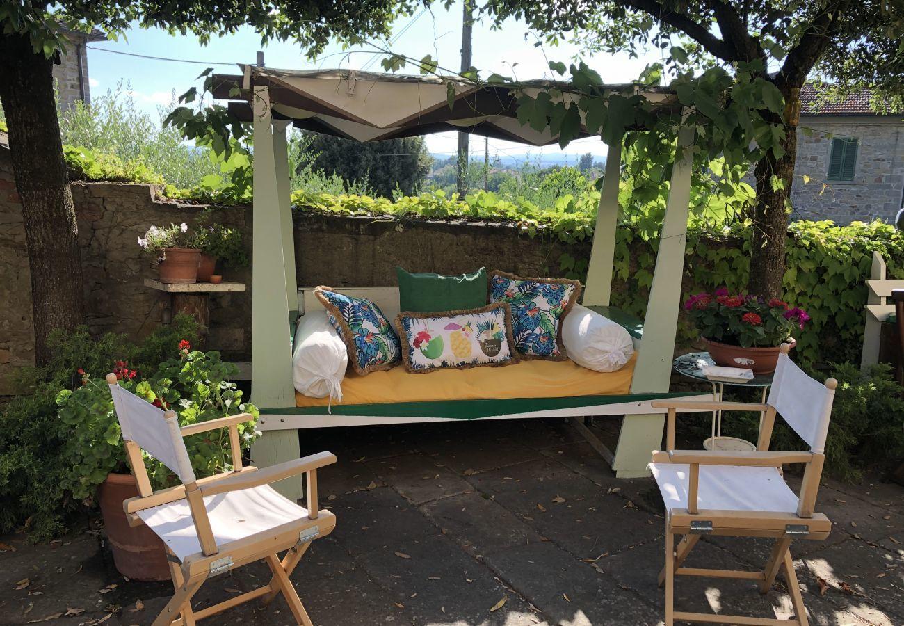 Gîte Rural à Cortona - WONDER CORNER