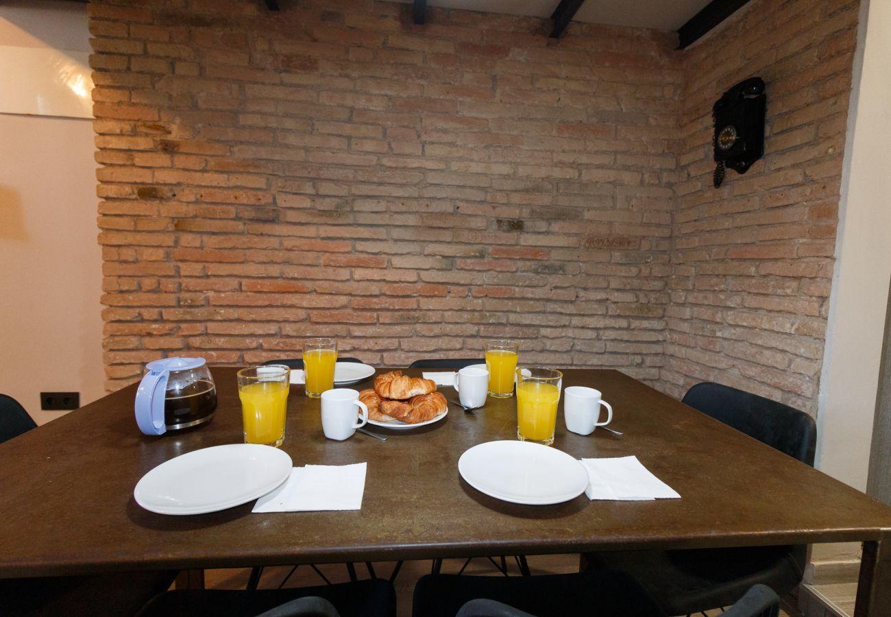 Appartement à Barcelone - Apartment FLUVIA