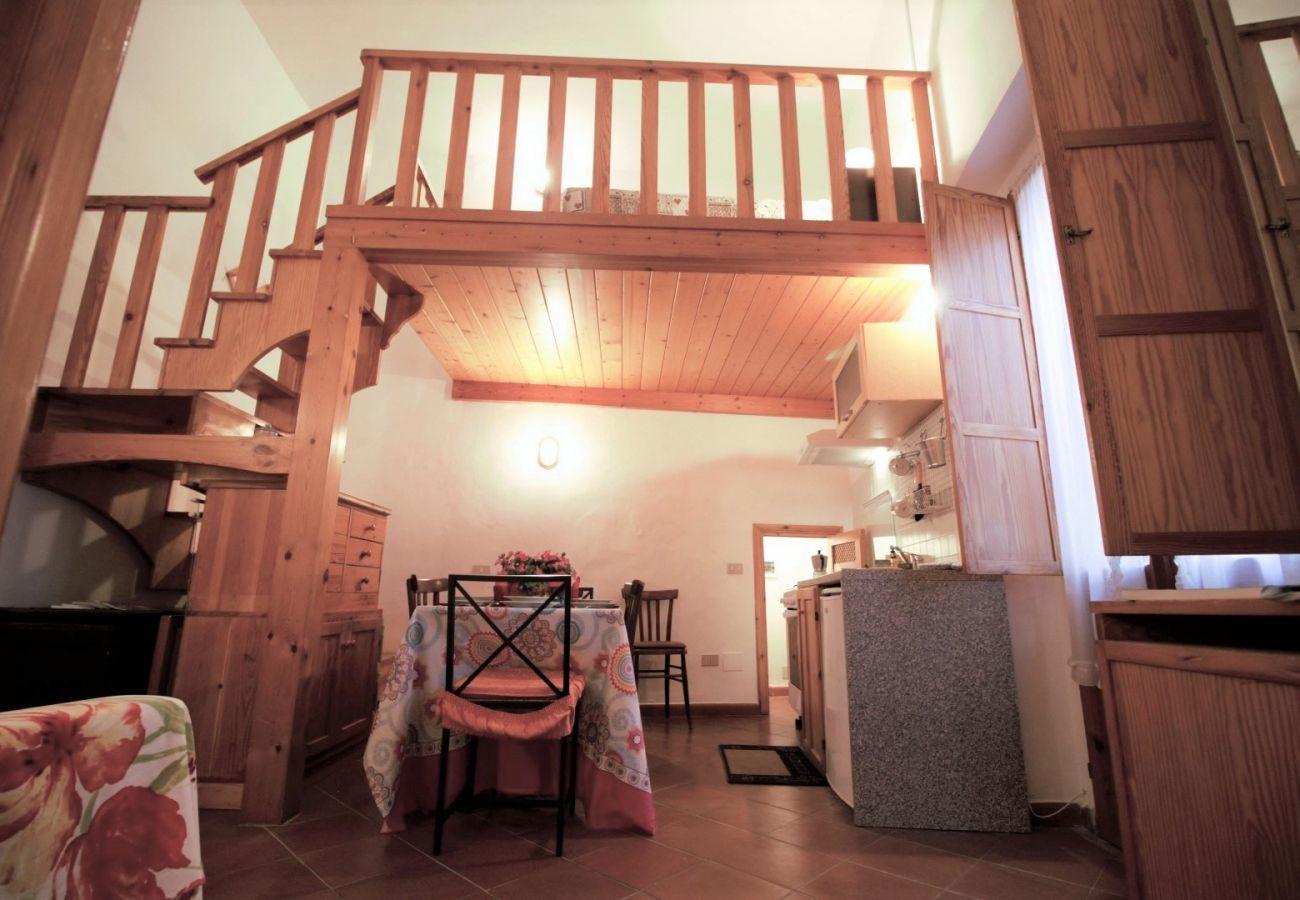 Appartamento a Sperlonga - holidaycasa Civita- comodo bilocale nel vicolo del