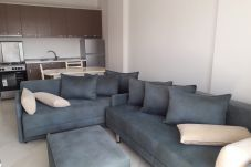 Quite well furnished living room as well as kitchen