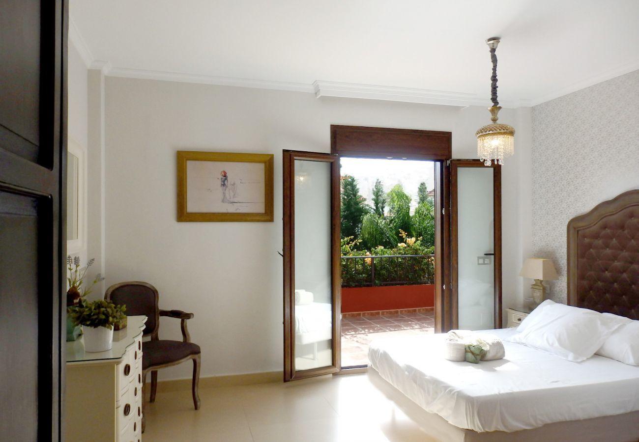 Villa in Torremolinos - villa saudi