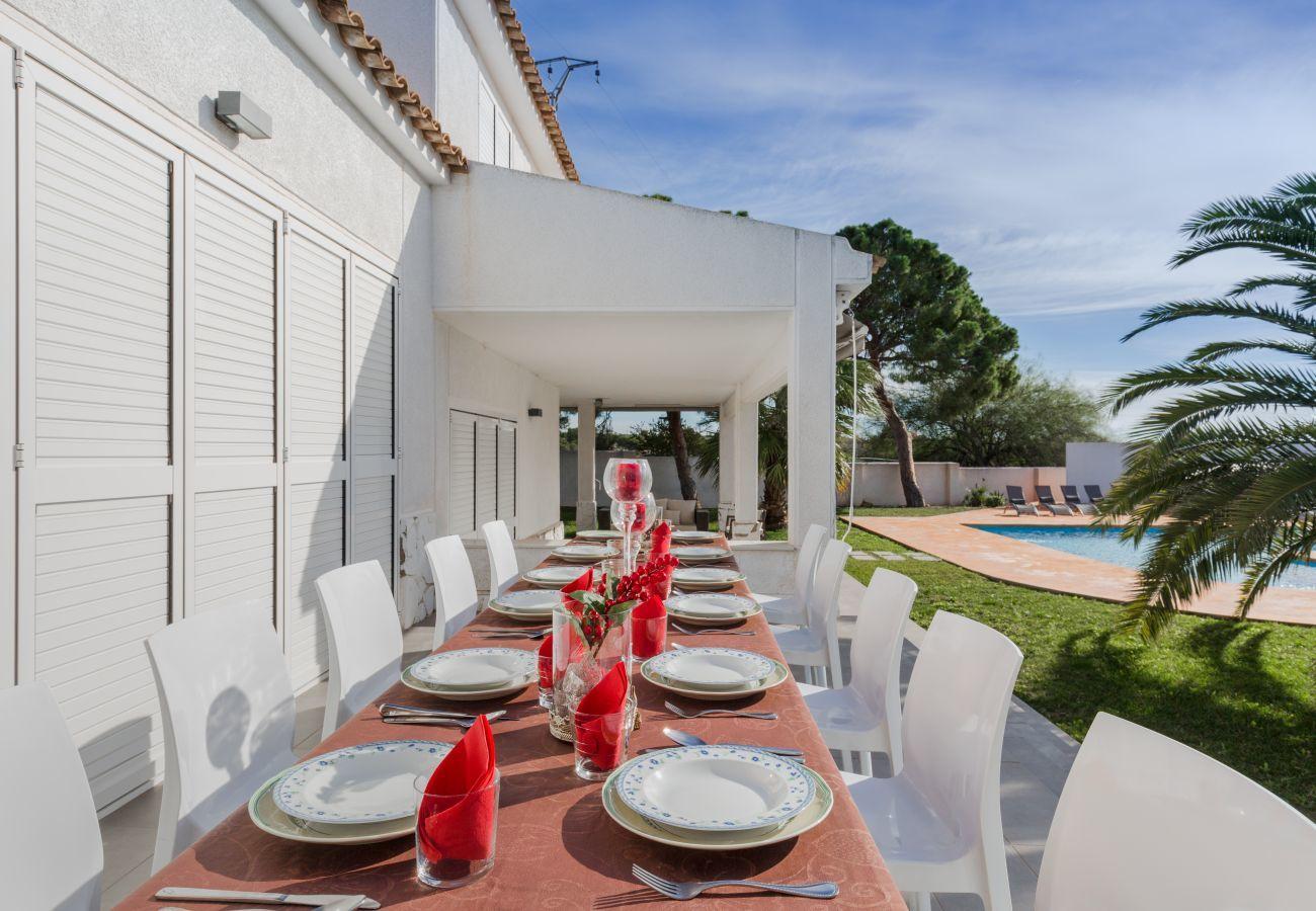 Villa in santa pola - Fidalsa Lujosa Villa Salinas y Mar