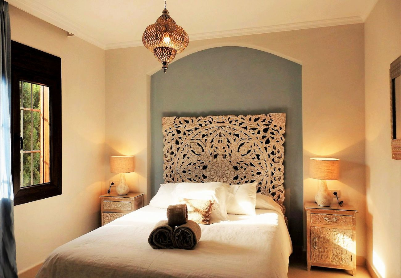 Villa in Torremolinos - villa saudi 6