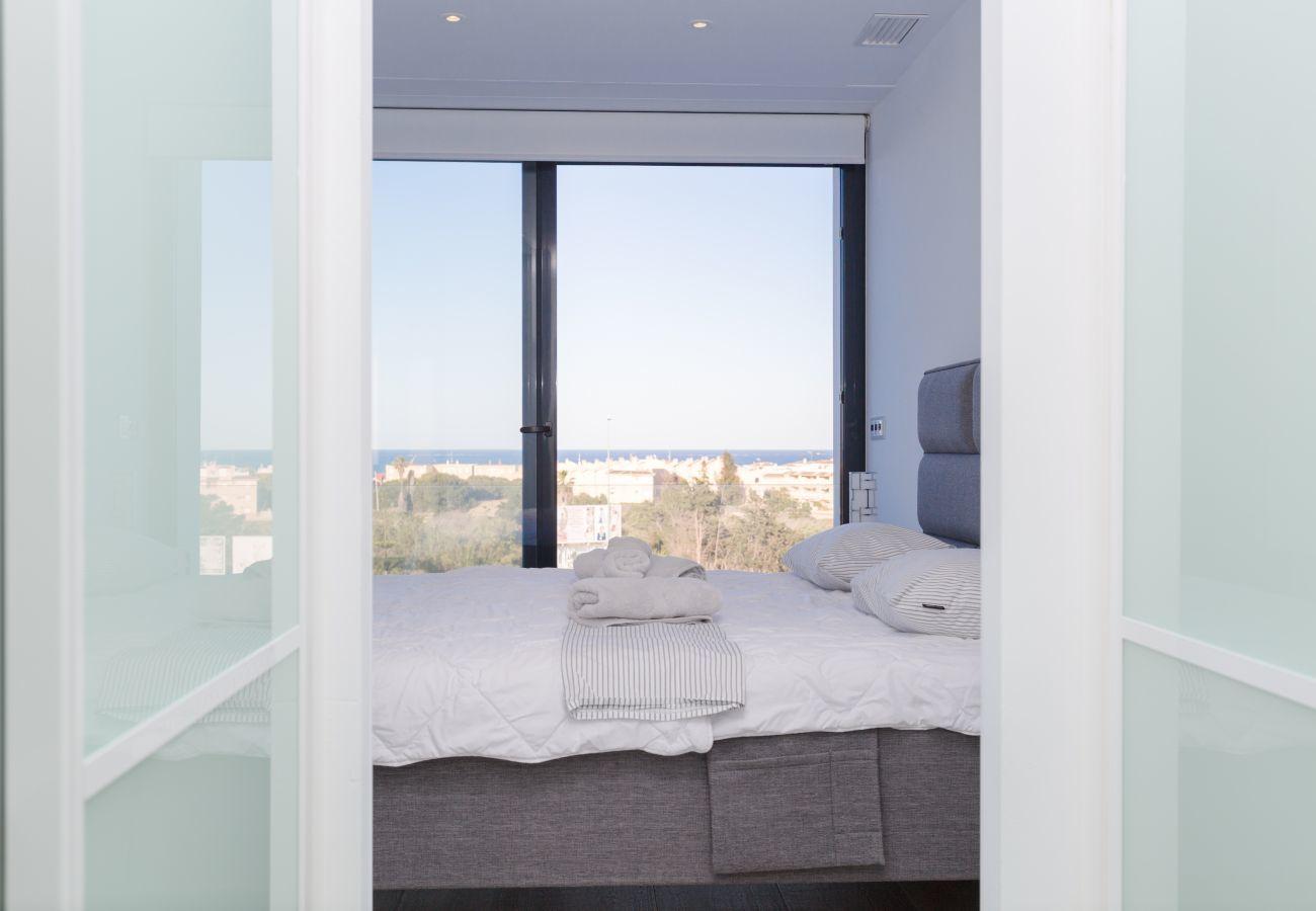 Villa in Guardamar - Fidalsa Moet & Chandon Sea Views
