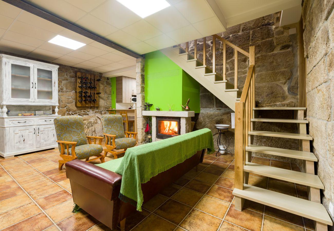 Cottage in Ourense - Gran Casiña Rural Queimada