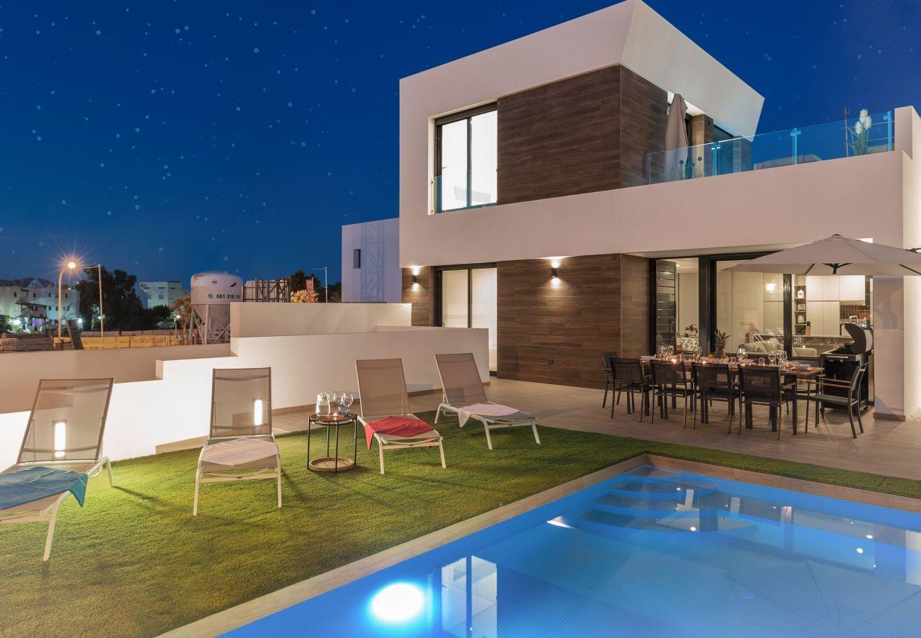 Villa in El Campello - Fidalsa 5 Stars Deluxe
