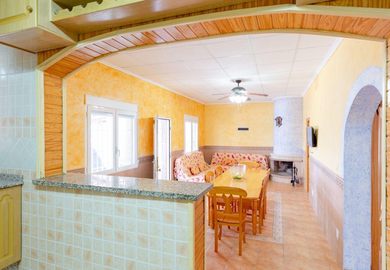 Villa in Fortuna - Fidalsa Sunny Fortune